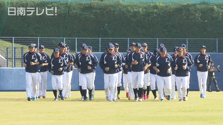 西武・南郷秋季キャンプ(2013)