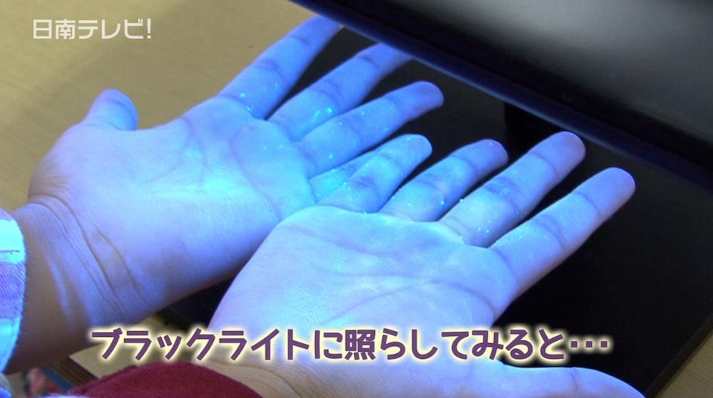 正しい手洗いでノロウイルス予防