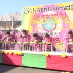 宮崎福祉医療カレッジで学園祭(2013)