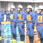 日南市消防団操法大会(2014)