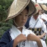 初盆に踊る伝統行事「風田盆踊り」