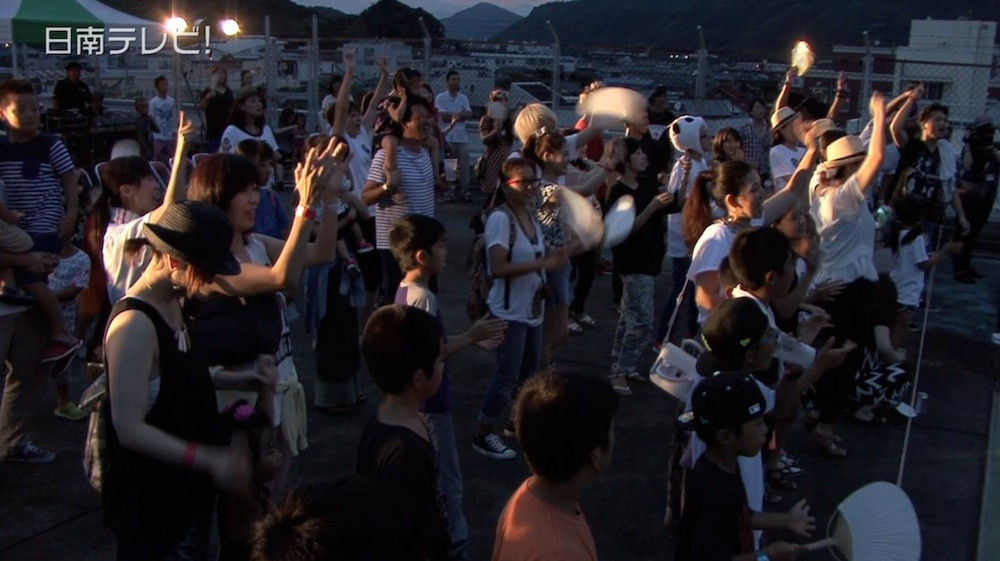ABURATSU DIVERCITY 2014 SUMMER ~屋上から愛を込めて~