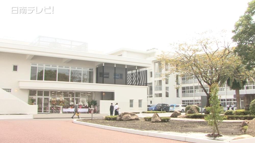 日南学園に音楽ホールが誕生
