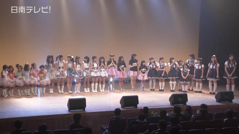 アイドルコンサートin日南