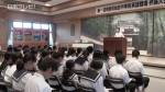 中学生が英語で暗唱と弁論