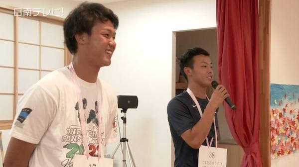 【西武】高橋・玉村が老人ホームを訪問