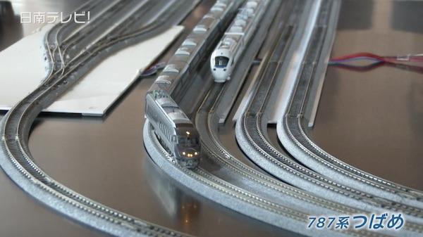 Nゲージ鉄道模型イベント開催