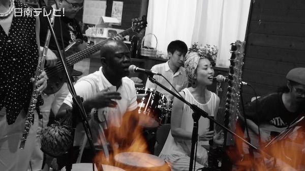 ラバンコライブ(アフリカミュージック)