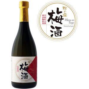 松の露(まつのつゆ) 梅酒