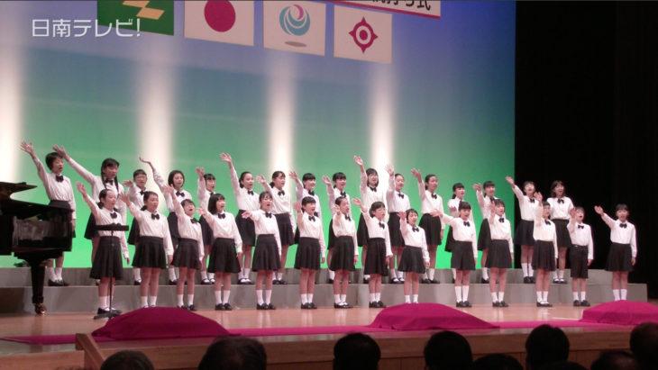 吾田小学校合唱部