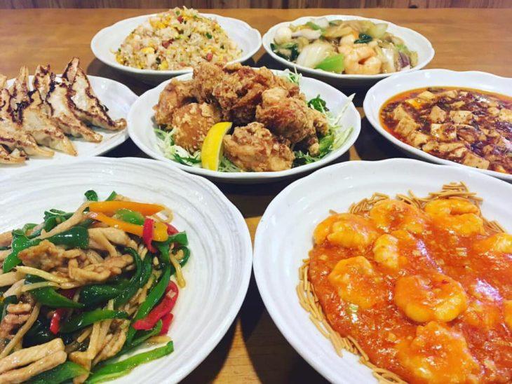 中華キッチンれんげ