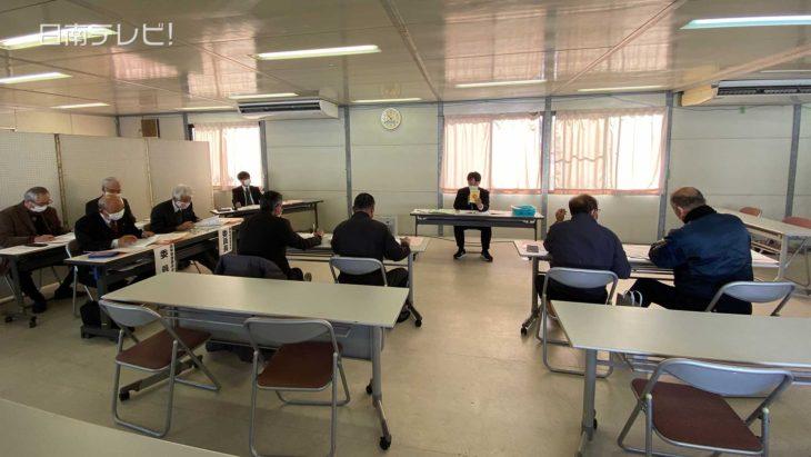 日南市長選挙 説明会に2陣営が参加