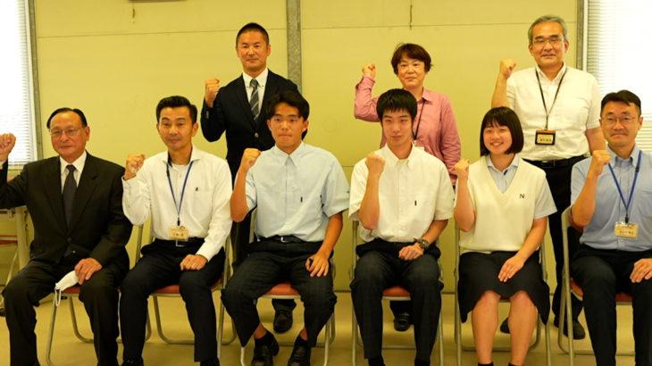 日南学園高校 卓球部とサッカー部が全国大会出場