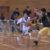 日南市内でミニバスケットボール大会